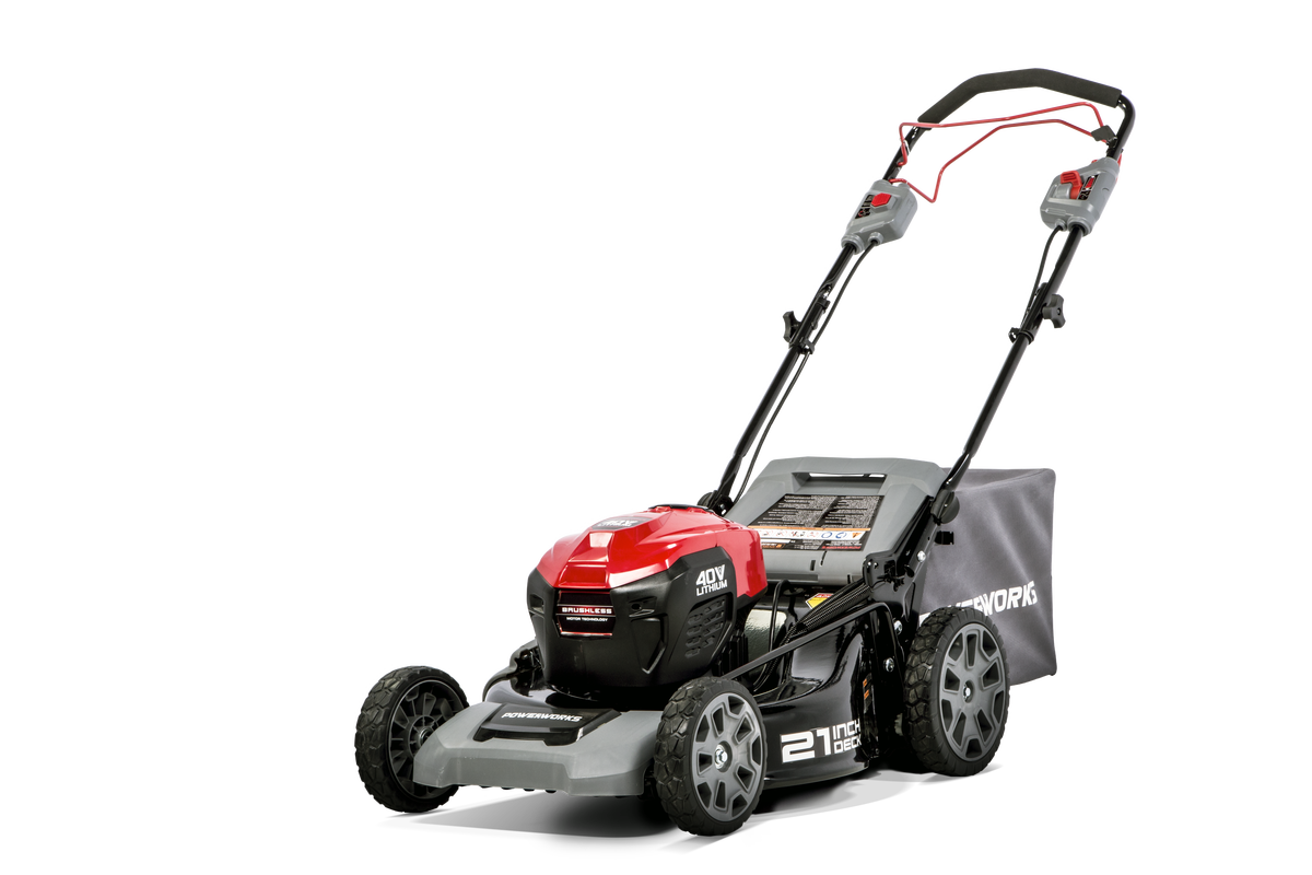 Powerworks 40V Self-Propelled Mower